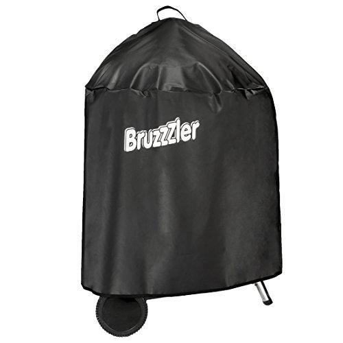 bruzzzler abdeckhaube f r kugelgrill bis ca 58 cm durchmesser f r den garten. Black Bedroom Furniture Sets. Home Design Ideas