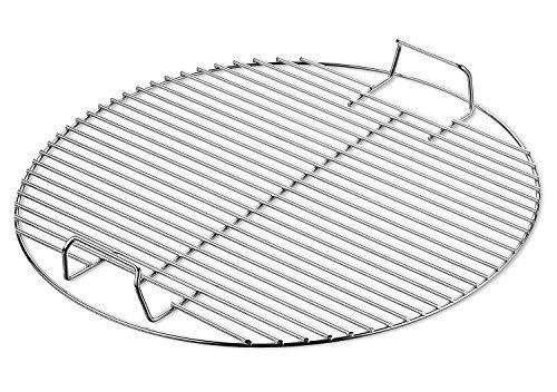 weber grill grillrost f r bbq 47cm verchromt 8413 f r den garten. Black Bedroom Furniture Sets. Home Design Ideas