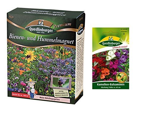 blumenwiese premium bienen und hummelmagnet inkl 1 pkg kamelien balsaminen kostenlos f r. Black Bedroom Furniture Sets. Home Design Ideas
