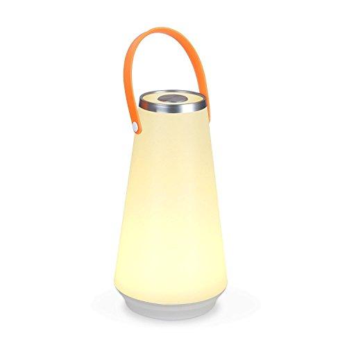 ledemain touch control lampe eingebaute 1200mah wiederaufladbare batterie mit haken und usb. Black Bedroom Furniture Sets. Home Design Ideas