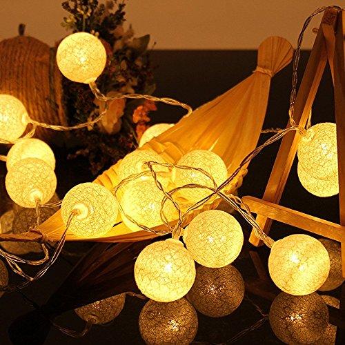 elinkume led lampion lichterkette 20er partylichterkette deko f r innen balkon party hochzeit. Black Bedroom Furniture Sets. Home Design Ideas
