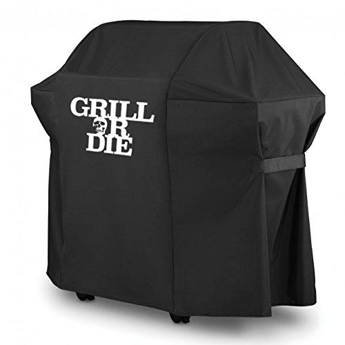 referenz cover 7101 130cm b ware f r gasgrill schwarz grill or die gt52 grillabdeckung 2. Black Bedroom Furniture Sets. Home Design Ideas