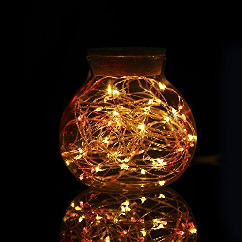 100led lichterkette s g mit fernbedienung batterienbetrieben led beleuchtung f r weihnachten - Led weihnachtsbeleuchtung mit fernbedienung ...