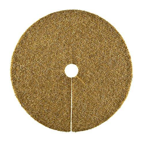 kokosscheibe l k belabdeckung pflanzenschutz winterschutz f r topfpflanzen 45cm f r den garten. Black Bedroom Furniture Sets. Home Design Ideas