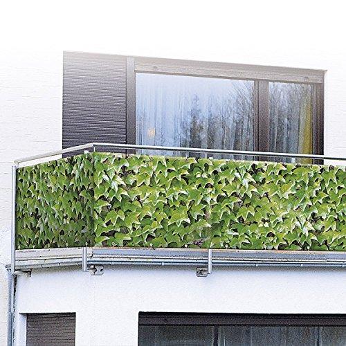 wenko balkonumspannung sichtschutz wilder wein f r den. Black Bedroom Furniture Sets. Home Design Ideas