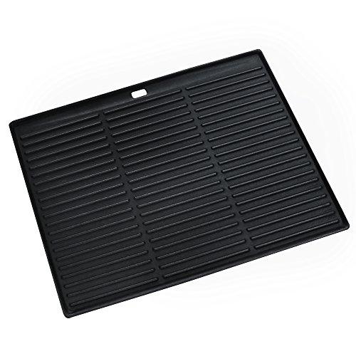 grill more essentials 2 in 1 grillplatte wendeplatte gusseisen 35 x 45 cm f r den garten. Black Bedroom Furniture Sets. Home Design Ideas