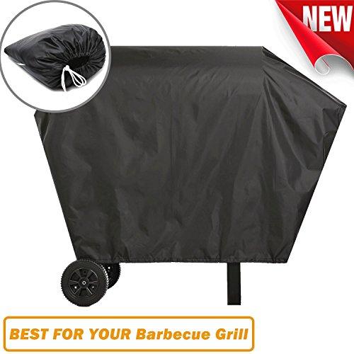 schwarz abdeckhaube grill grillabdeckung gasgrill wasserdicht schutzhuelle haube grill. Black Bedroom Furniture Sets. Home Design Ideas