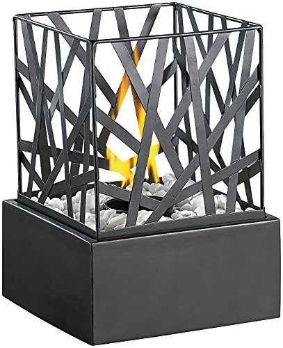 Carlo milano tischkamin tisch dekofeuer feng shui mit - Feuerschalen ethanol garten ...
