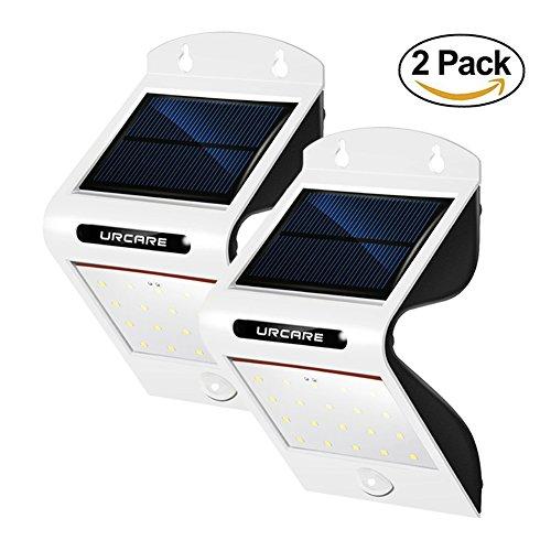 2 st ck solarleuchte led solarlampe mit bewegungsmelder sicherheits solarleuchten 20 2 led. Black Bedroom Furniture Sets. Home Design Ideas