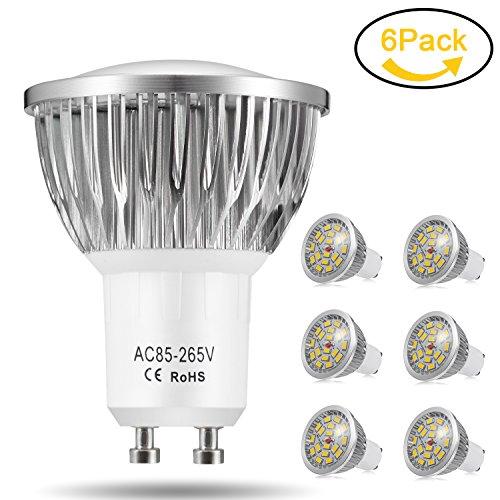 265v 140 strahlwinkel led lampe led birnen led leuchtmittel by jpodream 6er gu10 led. Black Bedroom Furniture Sets. Home Design Ideas