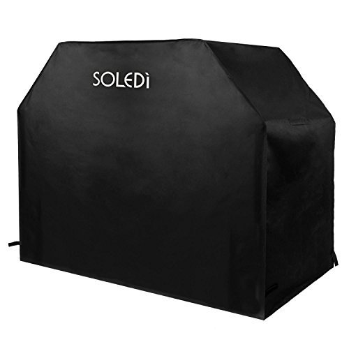 grillabdeckung soledi bbq grill abdeckhaube grill schutz gasgrill schutzh lle haube grill. Black Bedroom Furniture Sets. Home Design Ideas