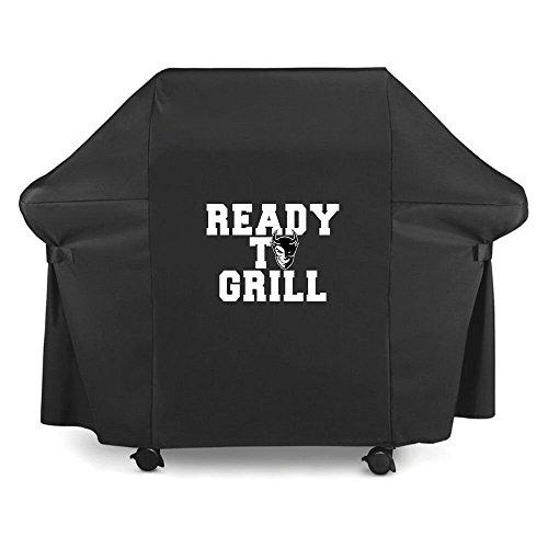 abdeckhaube schutzh lle abdeckplane passend f r z b weber etc ready to grill black. Black Bedroom Furniture Sets. Home Design Ideas