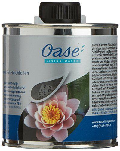 oase 36861 folienkleber f r pvc teichfolien 250ml dose. Black Bedroom Furniture Sets. Home Design Ideas