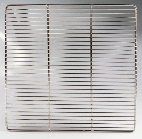 edelstahl grillrost 48 x 48 cm grillclub 10 mm stababstand qualit tsedelstahl v2a stabile. Black Bedroom Furniture Sets. Home Design Ideas