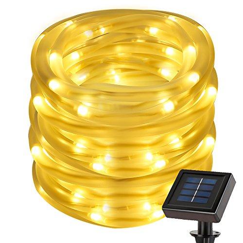 le 5m solar lichtschlauch lichterkette ip55 wasserdicht solarlichterkette 1 2v au enlichterkette. Black Bedroom Furniture Sets. Home Design Ideas